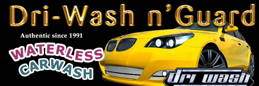 Waterless Carwash