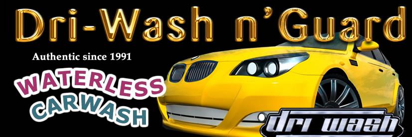 Waterless Carwash